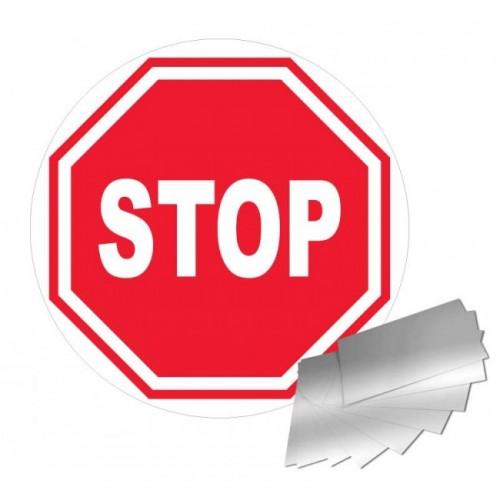 Panneau de signalisation - STOP