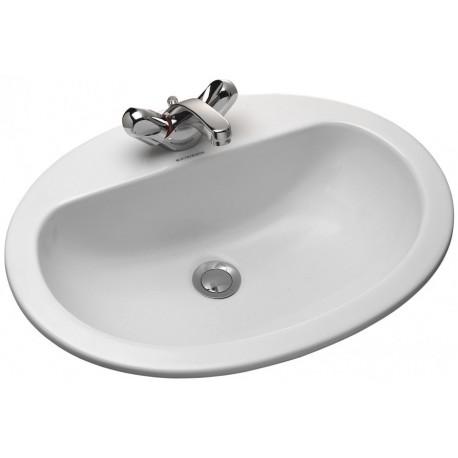 VISA - Vasque sans trou de trop-plein