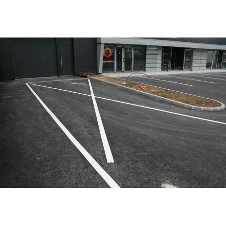 Lignes préfabriquées thermocollantes - Lignes blanches