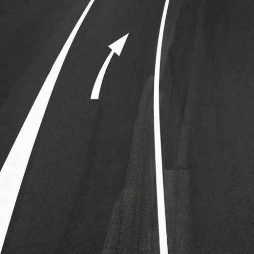Motifs préfabriqués - Flèche de rabattement - T SIGN