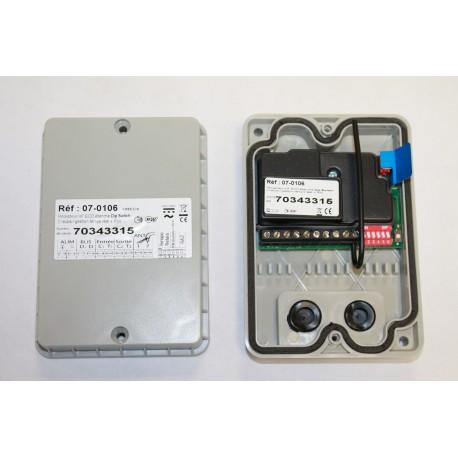 Module de transmissions Eco avec récepteur HF intégré