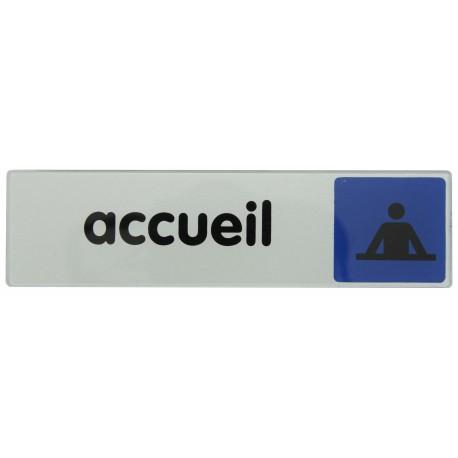 Plaquette plexiglas couleur - Accueil
