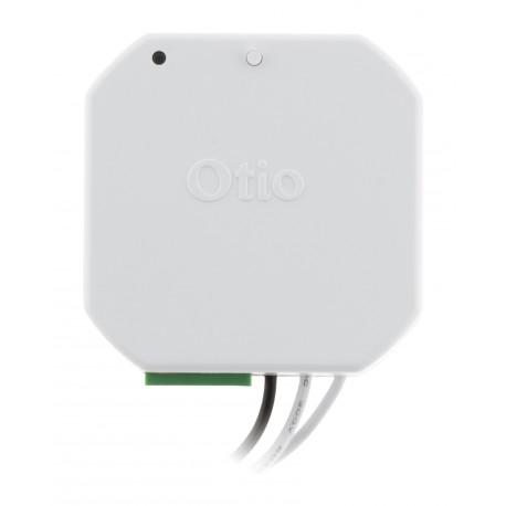 Micro récepteur encastrable pour volets roulants et stores motorisés