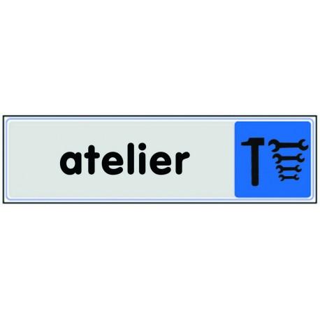 Plaquette plexiglas couleur - Atelier