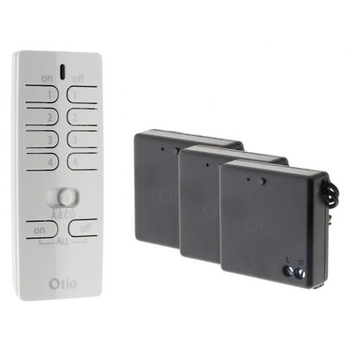 Pack éclairage - télécommande modules - OTIO