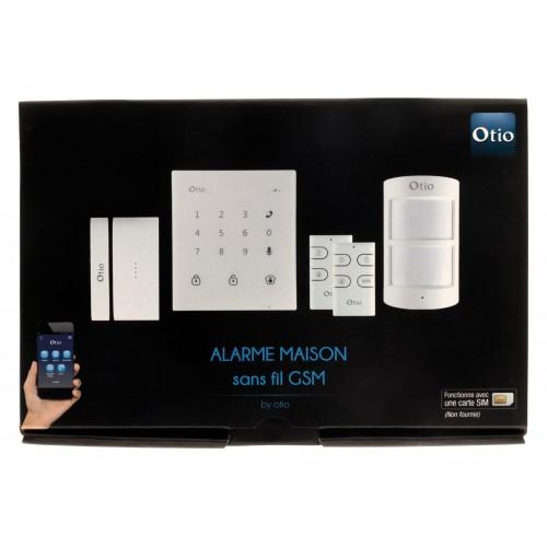 Kit alarme pour maison