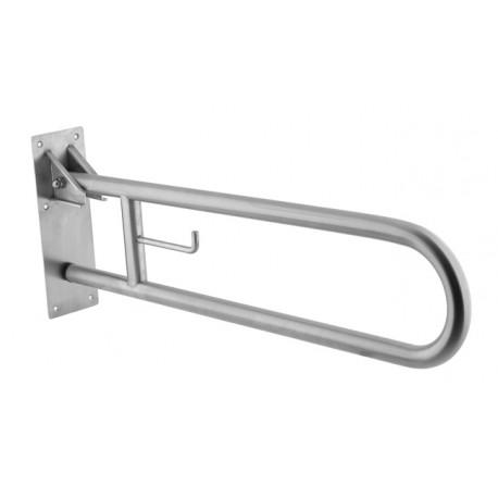Barre relevable verticale - Inox AISI 304 - finition satinée