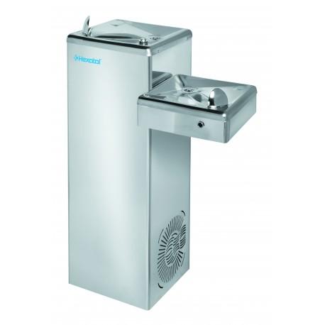 Fontaine à eau pour personnes handicapées