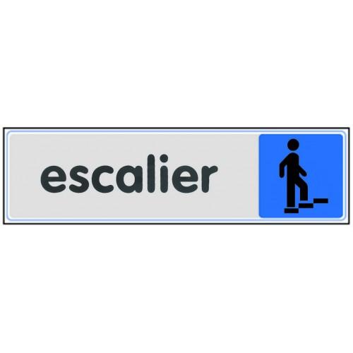 Plaquette Plexiglas Couleur - Escaliers