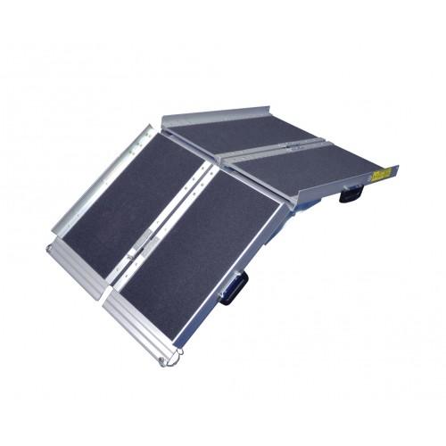 Rampe d'accès valise pliable