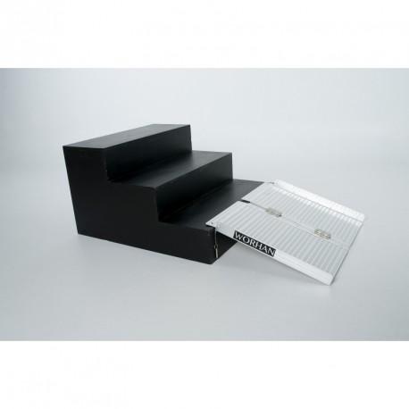 Rampe valise pliable - 61 cm