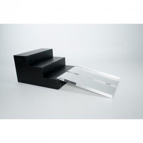 Rampe valise pliable - 91,5 cm
