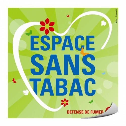 Pictogramme - Espace sans tabac