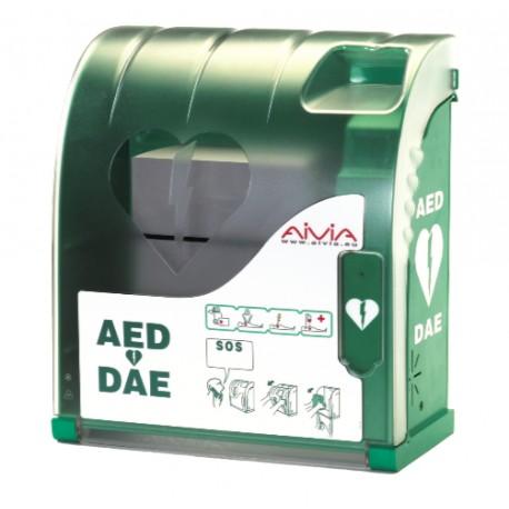 Armoire murale pour défibrillateur automatisé externe - AIVIA 100 / 200