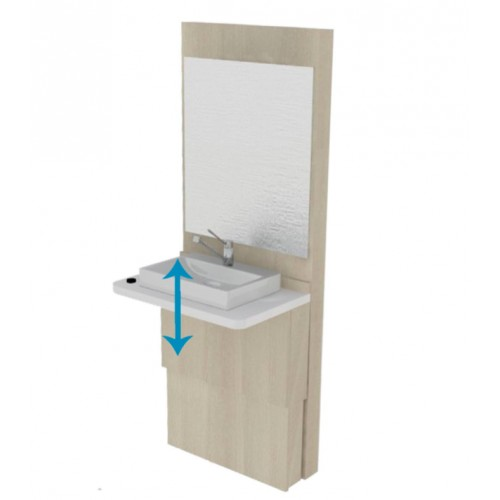 Meuble vasque confort Vario bain