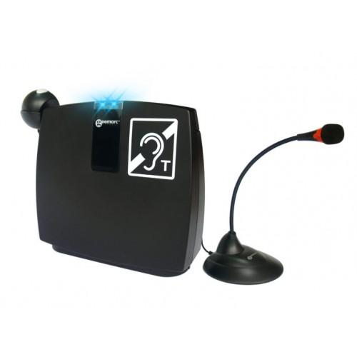 Boucle d'induction magnétique portative