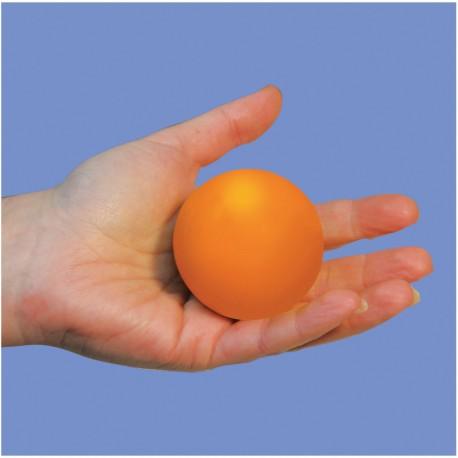 Balle de musculation en mousse (balle anti-stress)