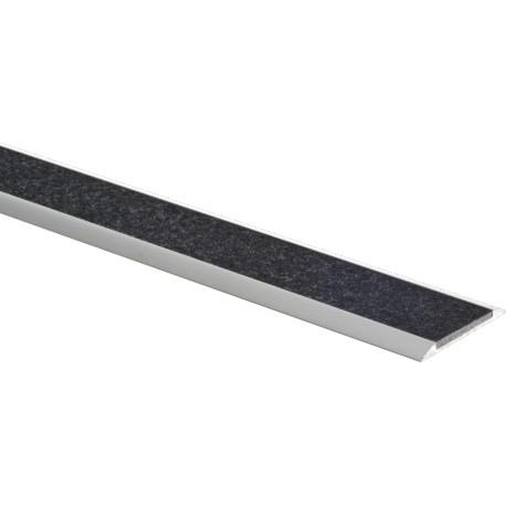 Profil plat en aluminium
