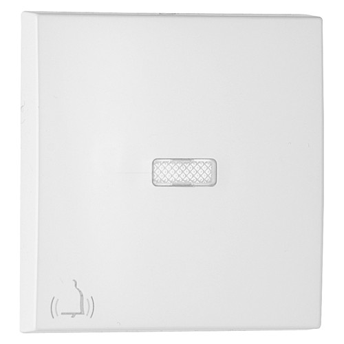 Doigt pour interrupteurs lumineux - symbole sonnette