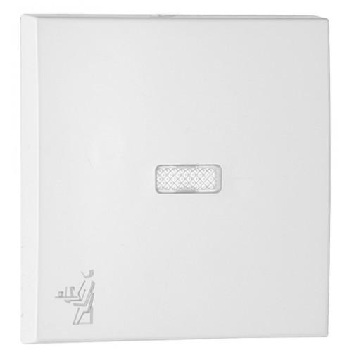 Doigt pour interrupteurs lumineux - symbole employé