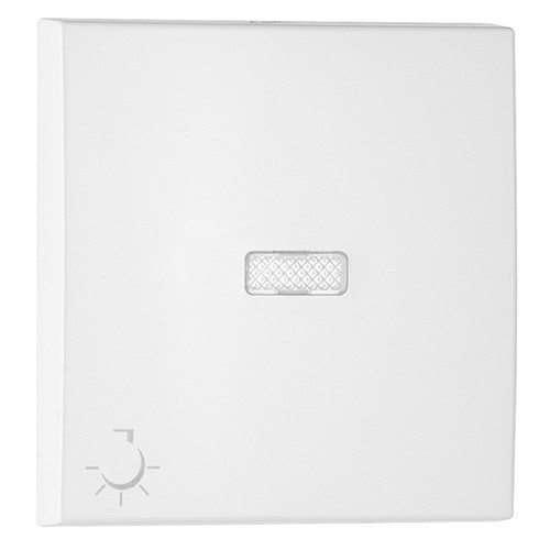Doigt pour interrupteurs lumineux - symbole lumière