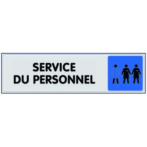 Plaquette Plexiglas Couleur - Service Du Personnel