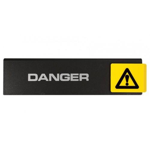 Plaquette Europe Design - Danger