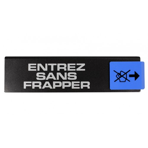 Plaquette Europe Design - Entrez sans Frapper