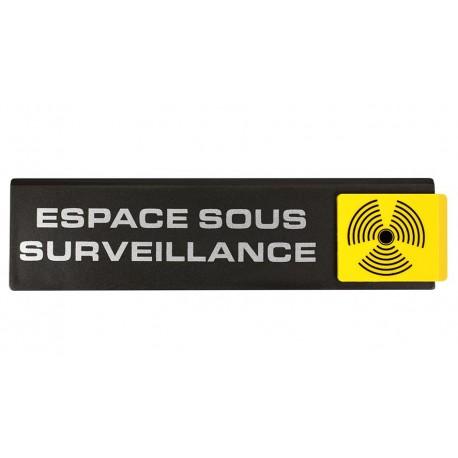 Plaquettes Europe Design - Espace sous surveillance
