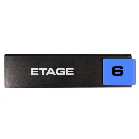 Plaquettes Europe Design - Etage 6