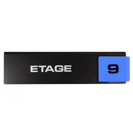 Plaquettes Europe Design - Etage 9