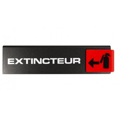 Plaquettes Europe Design - Extincteur
