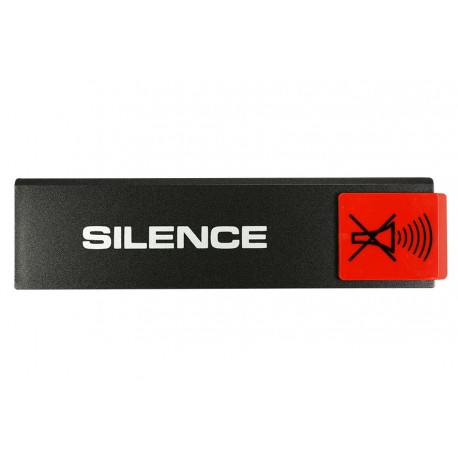 Plaquettes Europe Design - Silence
