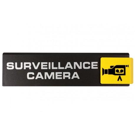 Plaquettes Europe Design - Surveillance caméra