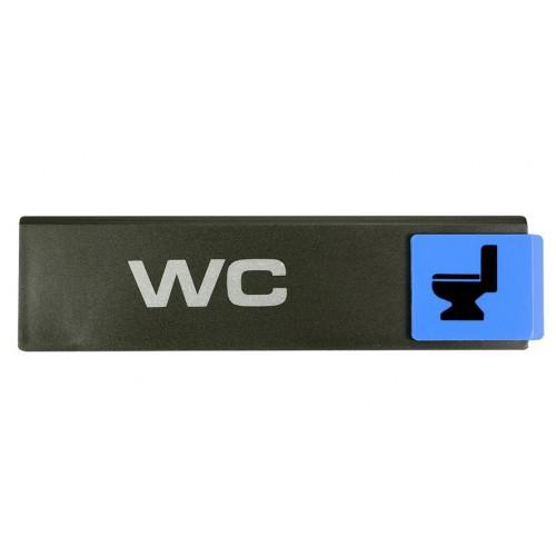 Plaquette Europe Design - WC