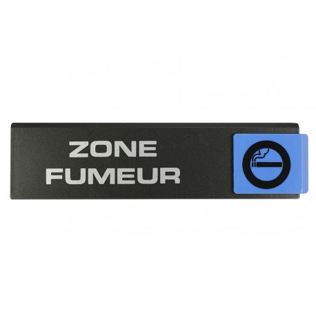 Plaquettes Europe Design - Zone fumeur