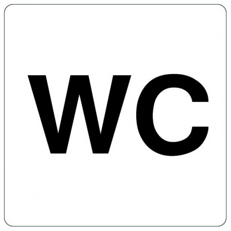 Pictogramme - WC