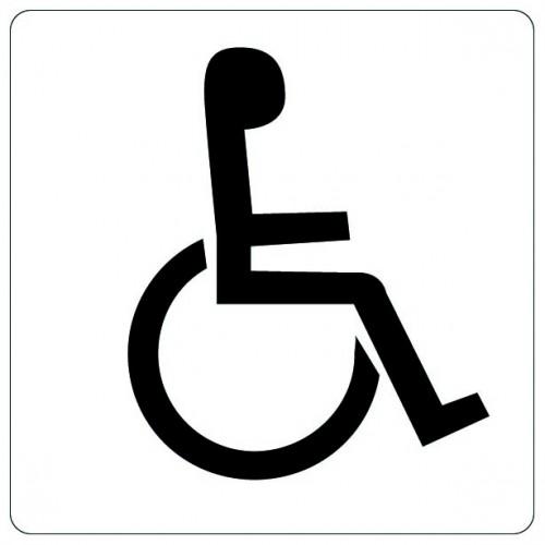 Pictogramme - Accès Handicapé