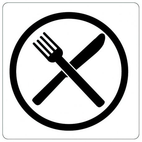 Pictogramme - Restaurant