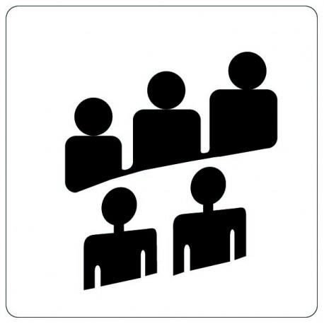Pictogramme - Salle de réunion