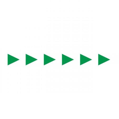 Bandes Adhésives Repérage Des Portes Vitrées - Flèches Vertes